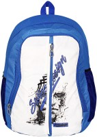 View Swiss Design 16 inch Laptop Backpack(Blue) Laptop Accessories Price Online(Swiss Design)