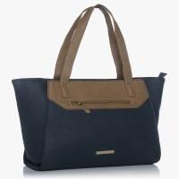 Addons Shoulder Bag(Dark Blue, 5 L)