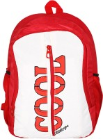 View Swiss Design 16 inch Laptop Backpack(Red) Laptop Accessories Price Online(Swiss Design)