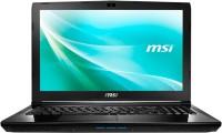 MSI CX Series Core i5 7th Gen - (4 GB/1 TB HDD/DOS/2 GB Graphics) CX62 7QL-239XIN Laptop(15.6 inch, Black, 2.2 kg)