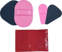 Anand India PAINLESS SMOOTH HAIR REMOVAL PADS - WITH 8 REPLACEMENT PADS Strips(10 Strips) - Price 150 84 % Off