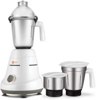 Orient Electric Adele Ade 750 W Mixer Grinder(White & Grey, 3 Jars)