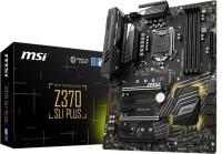 MSI Z370 SLI PLUS 1151 VR Ready 64GB DDR4 ATX Motherboard(Black)