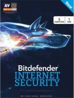bitdefender Internet Security 5.0 User 1 Year(CD/DVD)