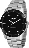 Lois Caron LCS-4027 AWESOME BLACK DAIL Watch - For Boys