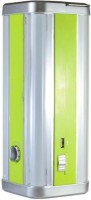 View Care 4 4 tube 360 degree emergency light with USB mobile charging point Emergency Lights(Green, White) Home Appliances Price Online(Care 4)
