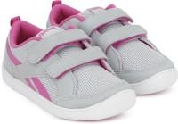 REEBOK Boys & Girls Velcro Sneakers(Grey)