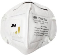 Dice 3M Pollution Mask PM10 3M 9504IV N95 Mask and Respirator - Price 260 83 % Off