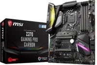 MSI Z370 GAMING PRO CARBON Motherboard(Black)