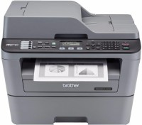 Brother MFC-L2701DW Multi-function Printer(Grey, Toner Cartridge)