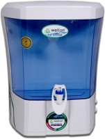 View Wellon Touchix RO+UV+UF+TDS C 10 L RO + UV +UF Water Purifier(White) Home Appliances Price Online(Wellon)