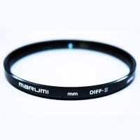 Marumi Diffuser-Ii Filter 55mm (Black) Diffusion Filter(55 mm)