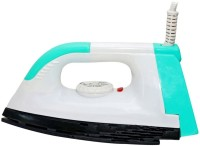 View Aladdin Shoppers New joy 750 Light Weight Dry Iron(Blue, White) Home Appliances Price Online(Aladdin Shoppers)