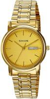 Sonata 1013YM08 Gold Analog Watch For Men