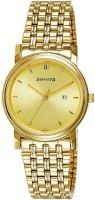 Sonata 1141YM20 Gold Analog Watch For Men