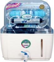 View Wellon Premium Alkaline 12 L RO + UV +UF Water Purifier(White) Home Appliances Price Online(Wellon)