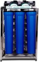 View Wellon 50 LPH Commercial 50 L RO + UV Water Purifier(Silver, Blue) Home Appliances Price Online(Wellon)