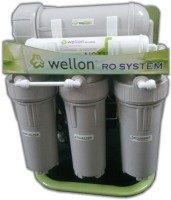 View Wellon 40 LPH Commercial 40 L RO + UV Water Purifier(Light Greenish) Home Appliances Price Online(Wellon)