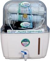 View Wellon Nova 12 L RO + UV + UF + TDS Water Purifier(White) Home Appliances Price Online(Wellon)