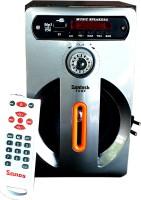 Santosh Tune FM Radio(Silver)