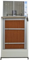 View Ram Coolers Duct 780H Room Air Cooler(Beige with White, 110 Litres) Price Online(Ram Coolers)