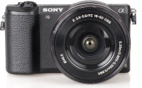 Sony Mirrorless ILCE-5100L (16-50) Mirrorless Camera 16-50(Black)