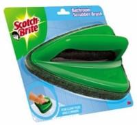 Scotch-Brite Bathroom Scrubber Brush(Green)