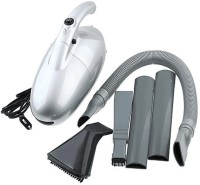 View HUNTING HOBBY JK-8 Hand-held Vacuum Cleaner(Silver) Home Appliances Price Online(HUNTING HOBBY)