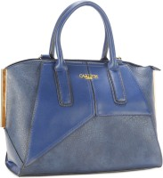 Carlton London Hand-held Bag(Blue)
