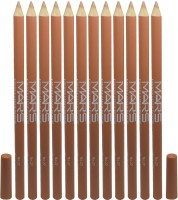 Mars Lip & Eye Liner Pencil(Brown Colour) - Price 286 80 % Off