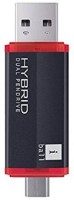 Iball 32GB HYBRID 16 Pen Drive(Black)