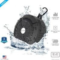 Zaap ZAAP007 3 W Portable Bluetooth Speaker(Black, Mono Channel)