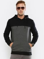 Genius18 Full Sleeve Solid Men's Sweatshirt