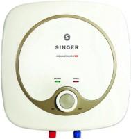 View Singer 25 L Storage Water Geyser(White, Aqua Calda DX) Home Appliances Price Online(Singer)