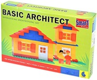Royal Collections Basic Architect Blocks Set For Kids(Multicolor)
