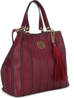 Carlton London Shoulder Bag(Red, Maroon)