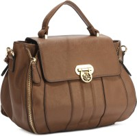 Carlton London Women Brown Leatherette Sling Bag