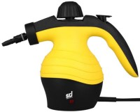 View Smiledrive Super Steam Cleaner Machine Window Cleaner(Yellow) Home Appliances Price Online(Smiledrive)