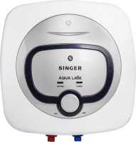View Singer 15 L Storage Water Geyser(White, Aqua Lava) Home Appliances Price Online(Singer)