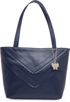 Butterflies Shoulder Bag(Blue)