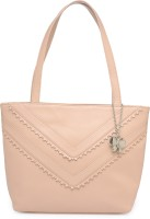 Butterflies Hand-held Bag(Beige)