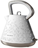 Morphy Richards Prism Electric Kettle(1.5 L, White)