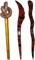 Bellazaara combo of juda sticks Bun Stick(Multicolor) - Price 450 77 % Off