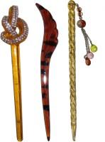 Vogue Wedding combo of juda sticks Bun Stick(Multicolor) - Price 450 77 % Off
