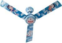 View Usha Doraemon Copter 1200mm Kids Ceiling Fan without Regulator (Multi-color) 3 Blade Ceiling Fan(Multicolor) Home Appliances Price Online(Usha)