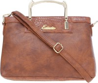 Esbeda Messenger Bag(Tan)