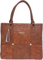 Esbeda Hand-held Bag(Tan)