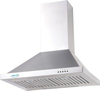 MEGLIO AVENA Wall Mounted Chimney(SILVER 800)