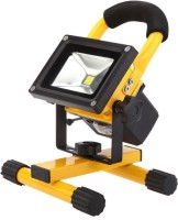 View Tapetum Rechargeable LED Emergency Portable Work Light Emergency Lights(Yellow) Home Appliances Price Online(Tapetum)