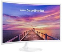 Samsung 32 inch Curved Full HD Monitor(Full HD 1920 x 1080 Curved LED Ultra Slim Monitor)